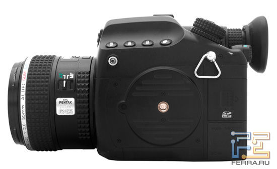 Самая доступная среднеформатная фото камера Pentax 645D - №4