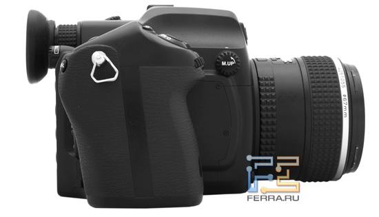 Самая доступная среднеформатная фото камера Pentax 645D - №5