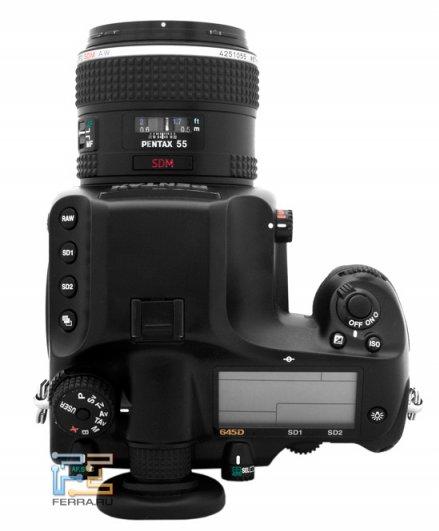 Самая доступная среднеформатная фото камера Pentax 645D - №6