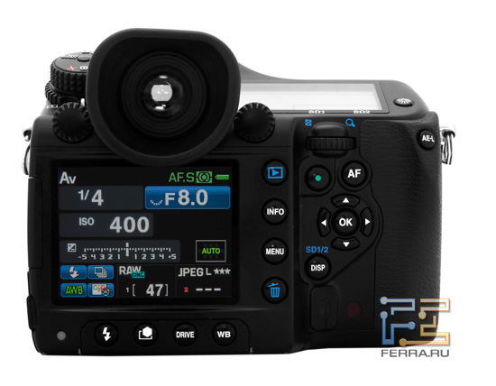 Самая доступная среднеформатная фото камера Pentax 645D - №8