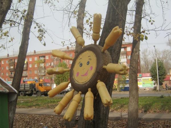 Немного Фото юмора! Деревянный русский арт дизайн - №2