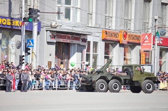 День Победы-2013. Смотреть репортаж из Новосибирска - №3