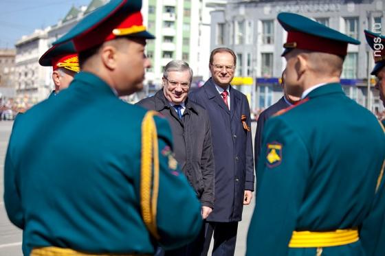 День Победы-2013. Смотреть репортаж из Новосибирска - №8