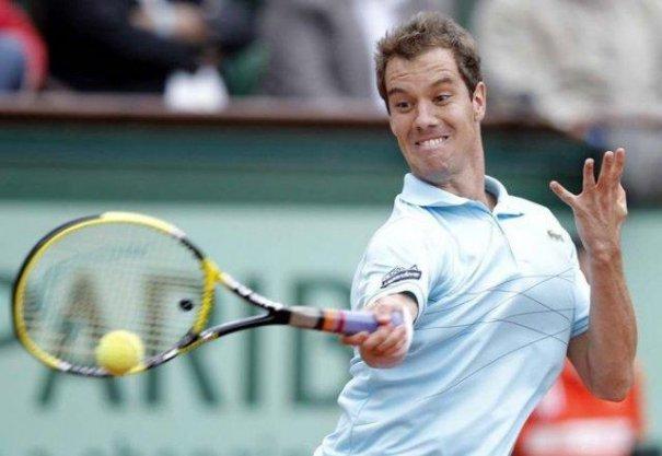 Немного фото юмора о смешных теннисистах! - №2