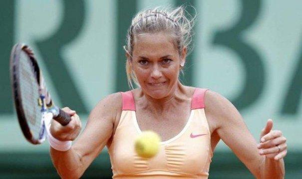 Немного фото юмора о смешных теннисистах! - №3