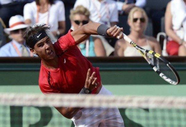 Немного фото юмора о смешных теннисистах! - №5