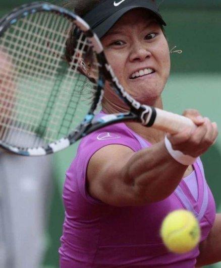 Немного фото юмора о смешных теннисистах! - №9
