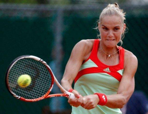 Немного фото юмора о смешных теннисистах! - №11