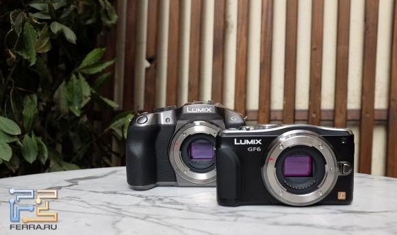 Новый обзор беззеркалки Panasonic Lumix G6 - №2