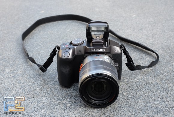 Новый обзор беззеркалки Panasonic Lumix G6 - №3