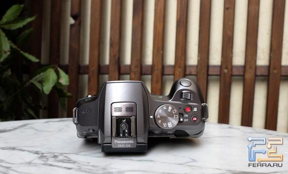 Новый обзор беззеркалки Panasonic Lumix G6 - №4