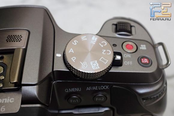 Новый обзор беззеркалки Panasonic Lumix G6 - №5