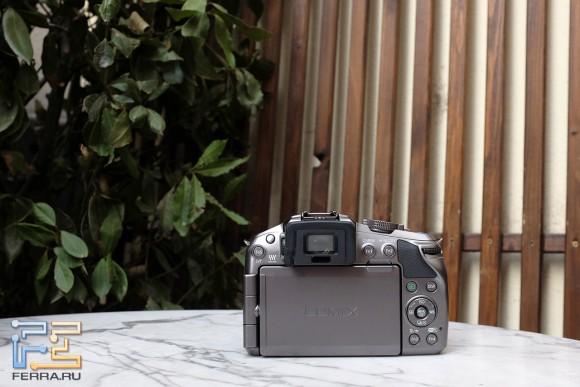 Новый обзор беззеркалки Panasonic Lumix G6 - №6