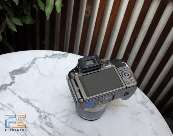 Новый обзор беззеркалки Panasonic Lumix G6 - №7
