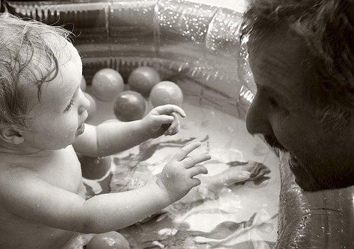 Забавные и милые фотографии детей - №13