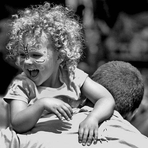 фотографии детей красивые