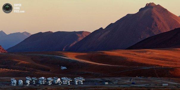 Как производят фото съемку космоса. Европейская южная обсерватория - №2