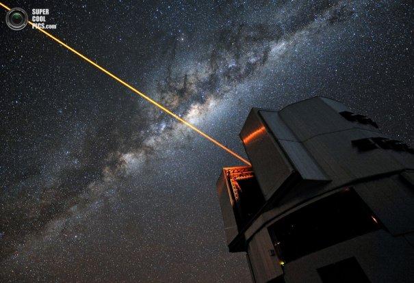 Как производят фото съемку космоса. Европейская южная обсерватория - №3
