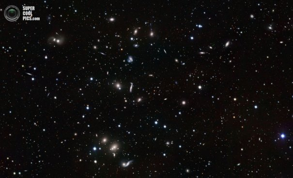 Как производят фото съемку космоса. Европейская южная обсерватория - №11