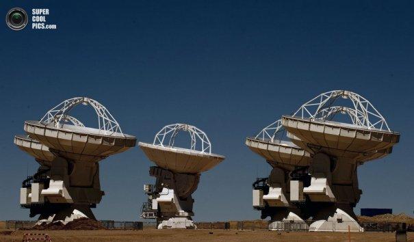 Как производят фото съемку космоса. Европейская южная обсерватория - №18