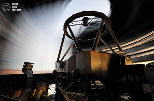 Как производят фото съемку космоса. Европейская южная обсерватория - №19