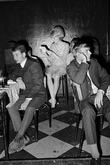 Представьте себе клубные фото 60х годов - №12