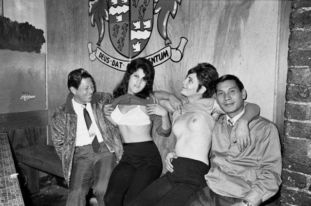 Представьте себе клубные фото 60х годов - №13