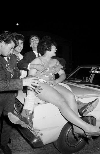 Представьте себе клубные фото 60х годов - №16