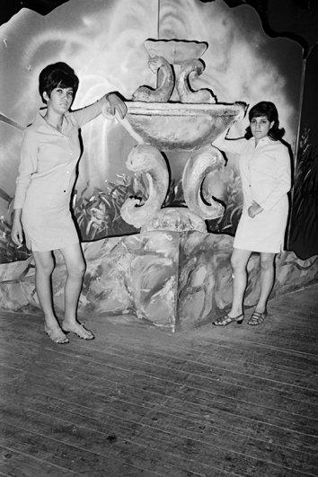 Представьте себе клубные фото 60х годов - №19