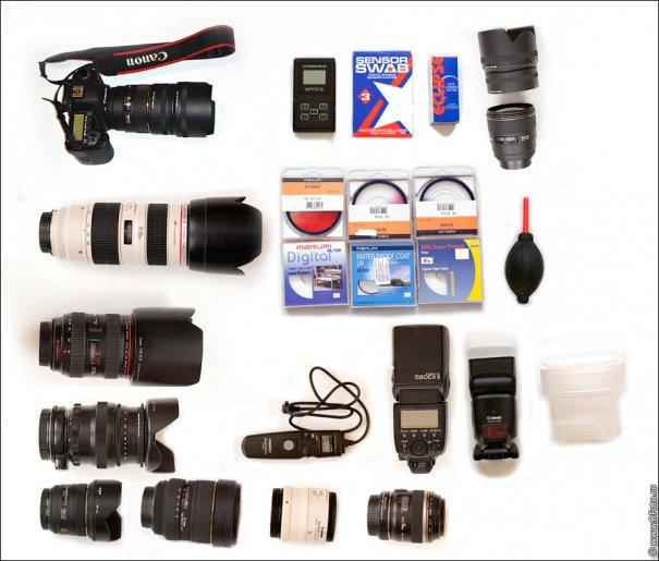 чистка матрицы фотоаппарата