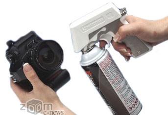 чистка зеркального фотоаппарата
