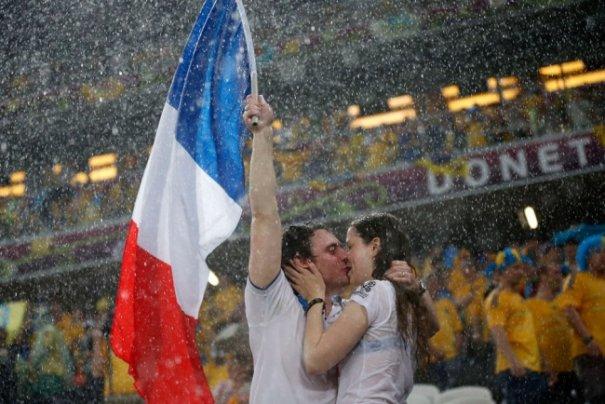 Лучшие фото Reuters за 2012 год - №1