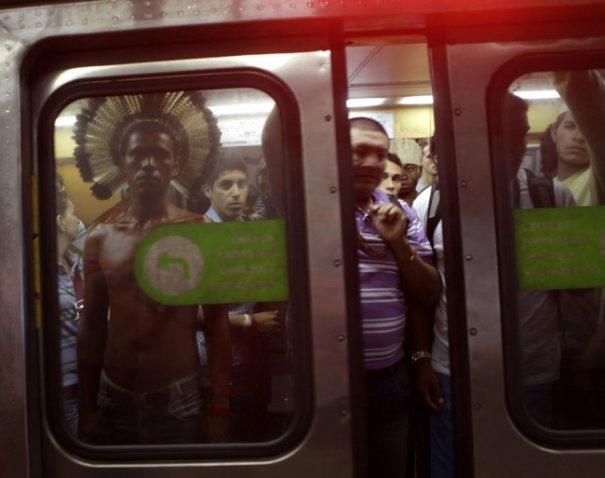 Лучшие фото Reuters за 2012 год - №16