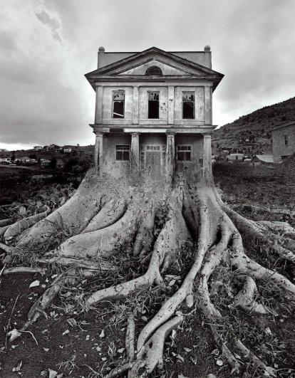 Необычные фото работы, созданные задолго до Фотошопа - №2