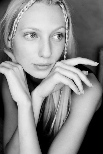 Дэвид Зиманд. Красивые портреты великолепных лиц - №4