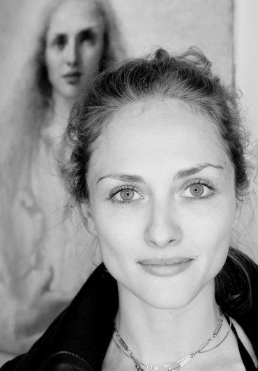 Дэвид Зиманд. Красивые портреты великолепных лиц - №5