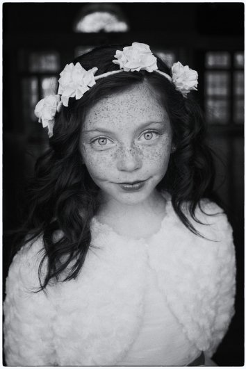 Дэвид Зиманд. Красивые портреты великолепных лиц - №8