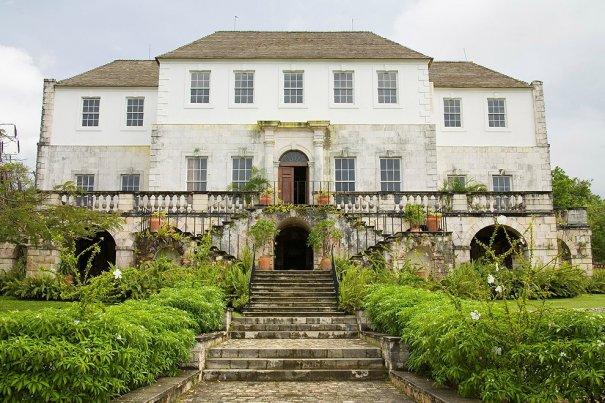 дом с привидениями 2013