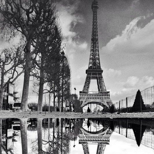 Мобильное фото красивого романтичного города от Натали Жеффруа - №2