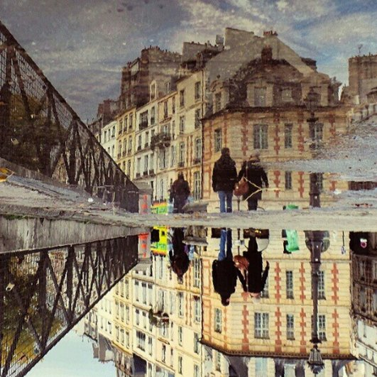 Мобильное фото красивого романтичного города от Натали Жеффруа - №3