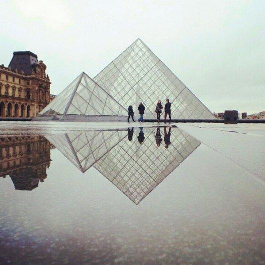 Мобильное фото красивого романтичного города от Натали Жеффруа - №5