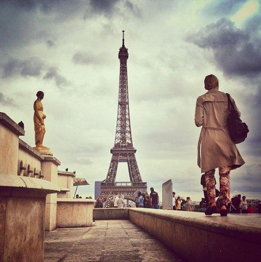 Мобильное фото красивого романтичного города от Натали Жеффруа - №6
