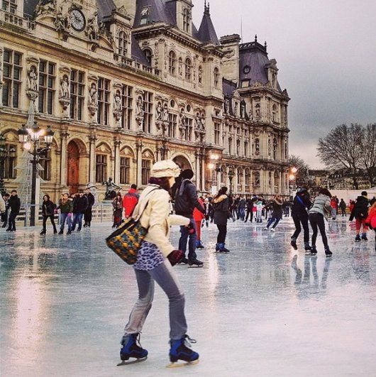 Мобильное фото красивого романтичного города от Натали Жеффруа - №7