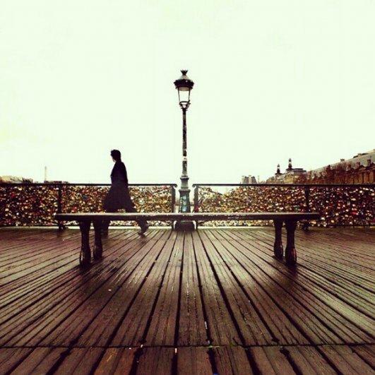Мобильное фото красивого романтичного города от Натали Жеффруа - №8