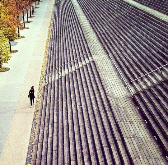 Мобильное фото красивого романтичного города от Натали Жеффруа - №9