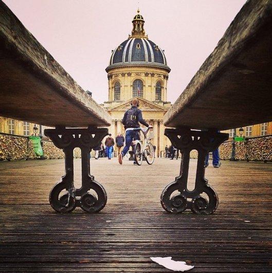 Мобильное фото красивого романтичного города от Натали Жеффруа - №10