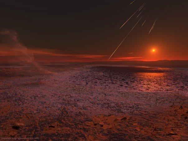 Фото с Марса - настоящая неЗемная красота! - №3