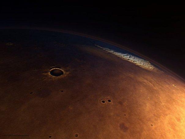 фото Марса НАСА