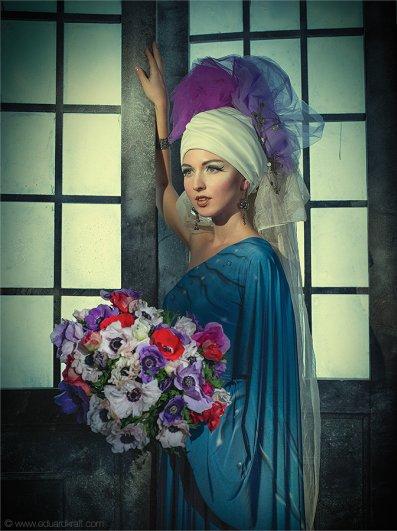 Фэшн-календарь, сделанный фотографом Эдуардом Крафтом - №12