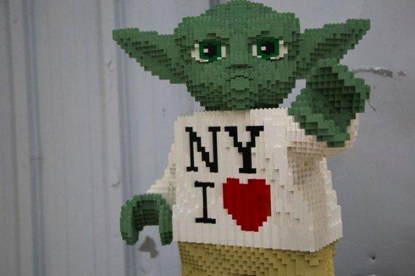 С помощью LEGO реально сделать многое, даже космический корабль - №5